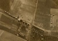 nivelle airfield from above 1919
